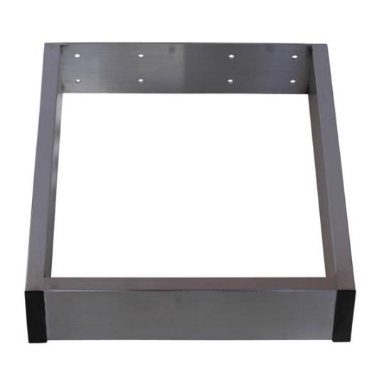 Square Coffee Table Metal Legs: Coffee Table Leg Metal Leg Square Furniture Leg, 16