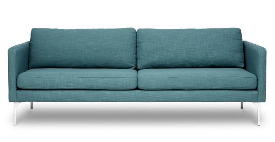 Metal Furniture Legs Sofa Feet Chrome 2 5 H Triangle 500